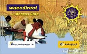 Waec e registration