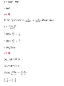 download jamb mathematics questions and answers