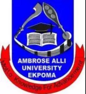 Ambrose Alli University Ekpoma post utme screening form