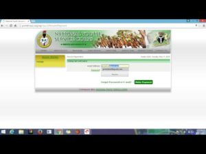nysc printing sign in with your email address and password