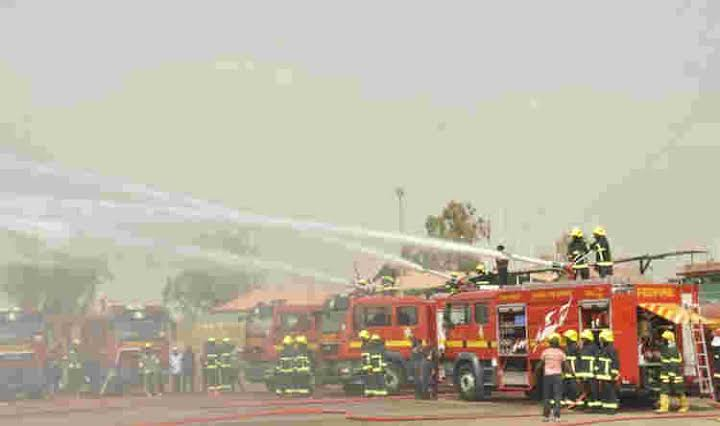 Federal fire service recruitment portal 2019/2020