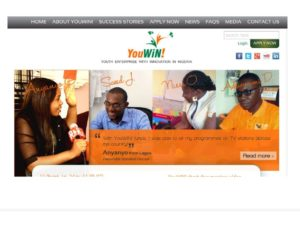 YouWin Registration form