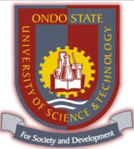 Ondo State University of Science and technology post utme form 2019/2020