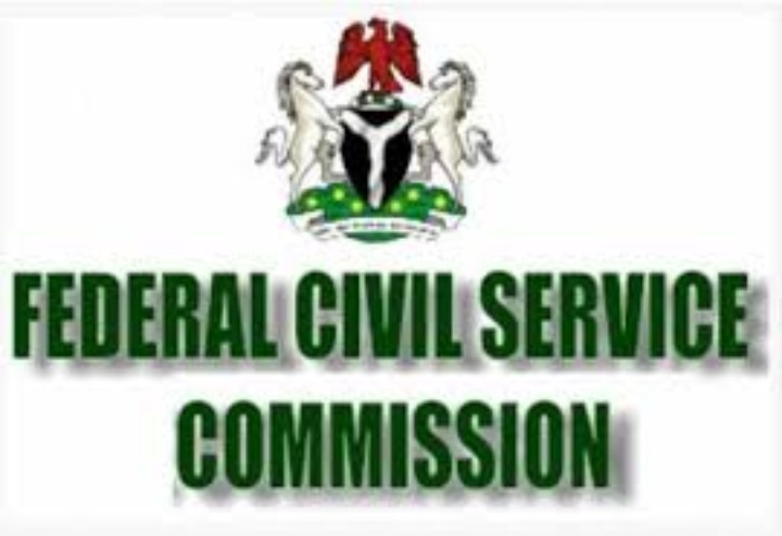 Federal civil service commission recruitment 2019/2020