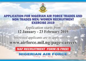 NAF 2019/2020 postal