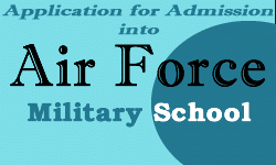 Nigerian airforce secondary school