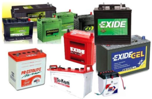 Inverter battery in Nigeria