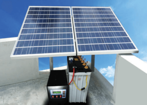 Solar inverter in Nigeria