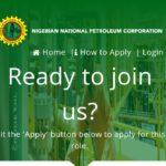 NNPC recruitment form 2019