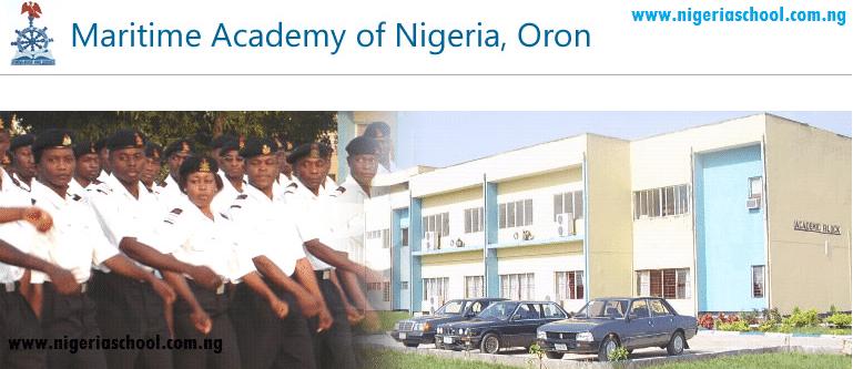 Nigerian maritime Academy Oron