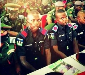 Nigerian police academy Wudil