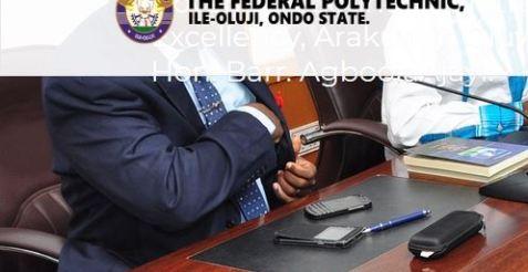 Federal Poly Ile-Oluji Cut Off Mark For All Courses