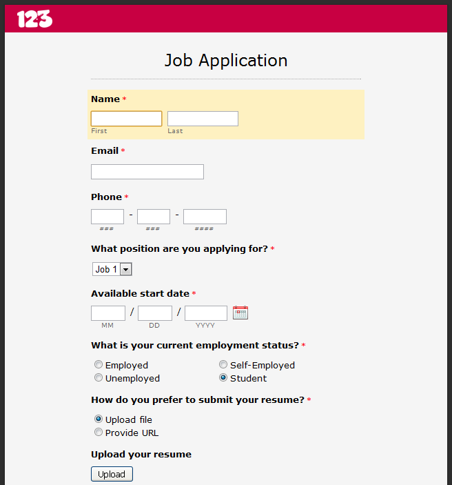 Canadian Visa Lottery Application Form   How to Apply for Canadian Visa Lottery – www.canadavisa.com